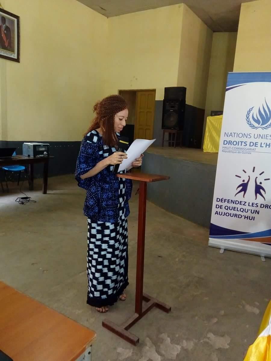 ea10f21cdb97 ... qu a démarré cet atelier . Dr Doma Traore, tout en saluant l engagement  du ministère de l action sociale et des ONG de défense des PAD espère que  cette ...